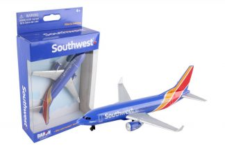 Airplane Model Southwest NEW LIVERY