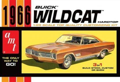 AMT 1966 Buick Wildcat 1/25