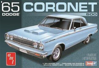 AMT 1965 Dodge Coronet 1/25