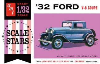 AMT 1932 Ford Scale Stars 1/32