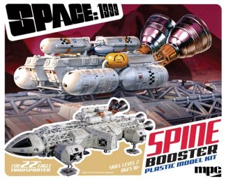 MPC Space:1999 22″ Booster Pack Accessory Set 1/48