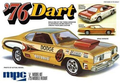 MPC 1976 Dodge Dart Sport 1/25 Model Kit