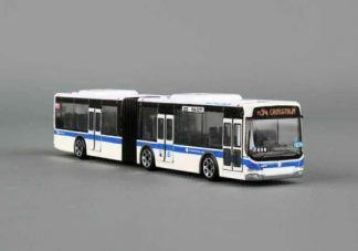 MTA Articulated New York City Bus Small
