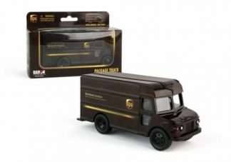 UPS Delivery Truck Kinetic Model