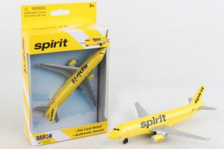 Airplane Model Spirit Airlines