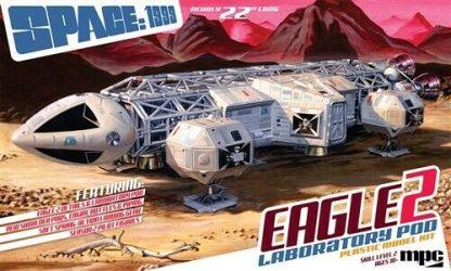 MPC Space:1999 Eagle II w/Lab Pod 1:48 Model Kit
