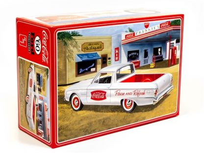 AMT 1960 Ford Ranchero w/Coke Chest (Coca-Cola) 1/25