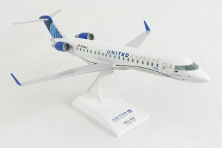 Skymarks United CRJ550 1/100 2019 NEW LIVERY