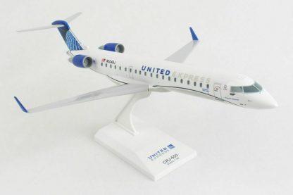 Skymarks United CRJ550 1/100 2019 NEW LIVERY
