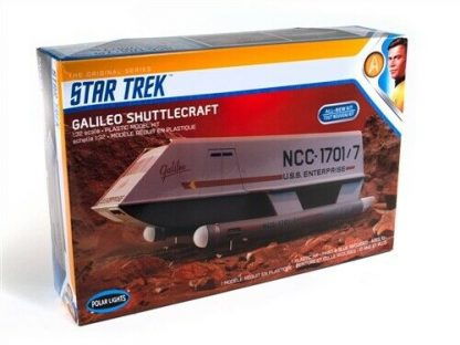 Polar Lights Galileo Shuttle 1:32 Model Kit POL909