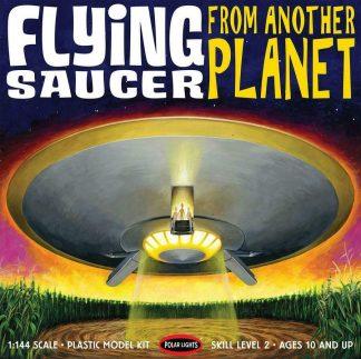 "Polar Lights 12"" FLYING SAUCER 1:144"